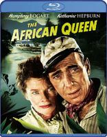 Cover image for The African Queen [videorecording (Blu-ray)]