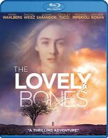 Cover image for The lovely bones [videorecording (Blu-ray)]
