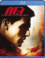 Cover image for Mission: impossible [videorecording (Blu-ray)]