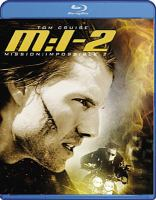 Cover image for Mission: impossible 2 [videorecording (Blu-ray)]