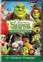 Cover image for Shrek forever after [videorecording (DVD)] : the final chapter