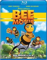 Cover image for Bee movie [videorecording (Blu-ray)]