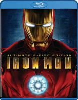 Cover image for Iron Man [videorecording (Blu-ray)]