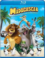 Cover image for Madagascar [videorecording (Blu-ray)]