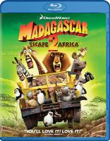 Cover image for Madagascar. Escape 2 Africa [videorecording (Blu-ray)]