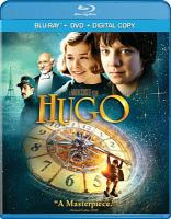 Cover image for Hugo [videorecording (Blu-ray)]