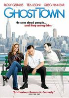 Cover image for Ghost town [videorecording (DVD)]