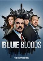 Cover image for Blue bloods. The fourth season [videorecording (DVD)]