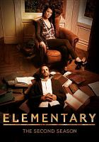 Cover image for Elementary. The second season [videorecording (DVD)]