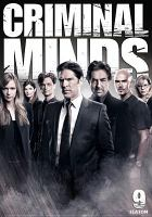 Cover image for Criminal minds. The ninth season [videorecording (DVD)]