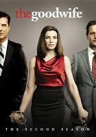 Cover image for The good wife. The second season [videorecording (DVD)]