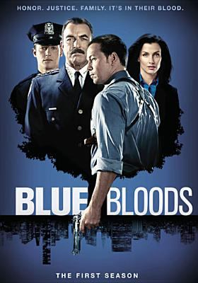 Cover image for Blue bloods. The first season [videorecording (DVD)]