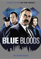 Cover image for Blue bloods. The second season [videorecording (DVD)].