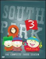Cover image for South Park. The complete third season [videorecording (DVD)]
