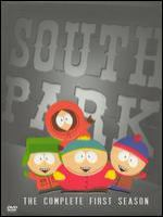 Cover image for South Park. The complete first season [videorecording (DVD)]