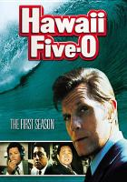 Cover image for Hawaii Five-O. The first season [videorecording (DVD)]