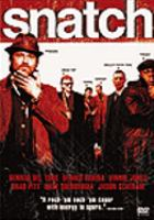 Cover image for Snatch [videorecording (DVD)]