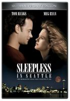 Cover image for Sleepless in Seattle [videorecording (DVD)]