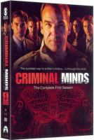 Cover image for Criminal minds. The first season [videorecording (DVD)]