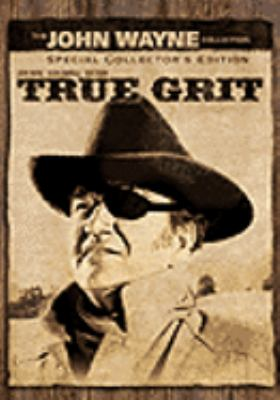 Cover image for True grit [videorecording (DVD)]