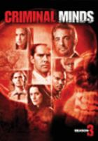 Cover image for Criminal minds. The third season [videorecording (DVD)]