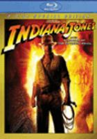 Cover image for Indiana Jones and the Kingdom of the Crystal Skull [videorecording (Blu-ray)]