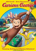 Cover image for Curious George [videorecording(DVD)]