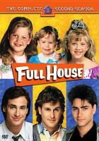 Cover image for Full house. The complete second season [videorecording (DVD)]