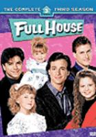 Cover image for Full house. The complete third season [videorecording (DVD)]