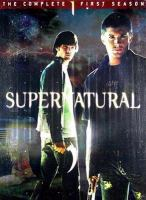 Cover image for Supernatural. The complete 1st season [videorecording (DVD)]