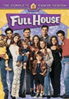 Cover image for Full house. The complete eighth season [videorecording (DVD)]