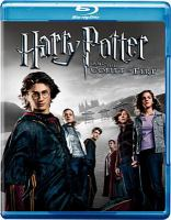 Cover image for Harry Potter and the goblet of fire [videorecording (Blu-ray)]