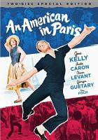 Cover image for An American in Paris [videorecording (DVD)]