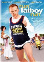 Cover image for Run, fatboy, run [videorecording (DVD)]