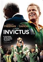 Cover image for Invictus [videorecording (DVD)]