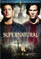 Cover image for Supernatural. The complete fourth season [videorecording (DVD)]
