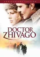 Cover image for Doctor Zhivago [videorecording (DVD)]