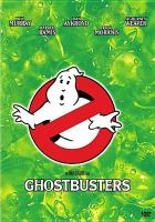 Cover image for Ghostbusters [videorecording (DVD)]