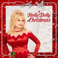 Cover image for A Holly Dolly Christmas [sound recording (CD)]