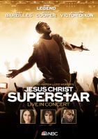 Cover image for Jesus Christ superstar live in concert [videorecording (DVD)]
