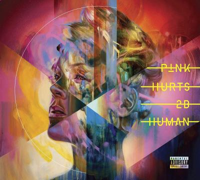 Cover image for Hurts 2B human [sound recording (CD)]