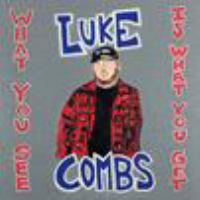 Cover image for What you see is what you get [sound recording (CD)]