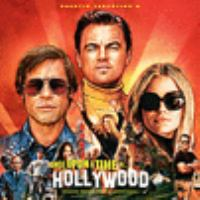 Cover image for Once upon a time in Hollywood [sound recording (CD)] : original motion picture soundtrack.