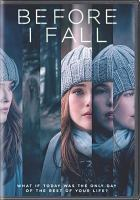 Cover image for Before I fall [videorecording (DVD)]