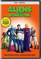 Cover image for Aliens ate my homework [videorecording (DVD)]