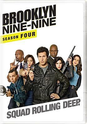 Cover image for Brooklyn nine-nine. Season four [videorecording (DVD)]