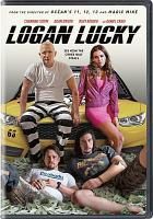 Cover image for Logan lucky [videorecording (DVD)]