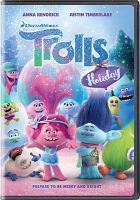 Cover image for Trolls holiday [videorecording (DVD)]