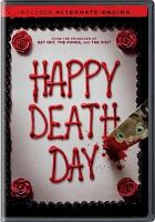 Cover image for Happy death day [videorecording (DVD)]