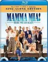 Cover image for Mamma mia!. Here we go again [videorecording (Blu-ray)]